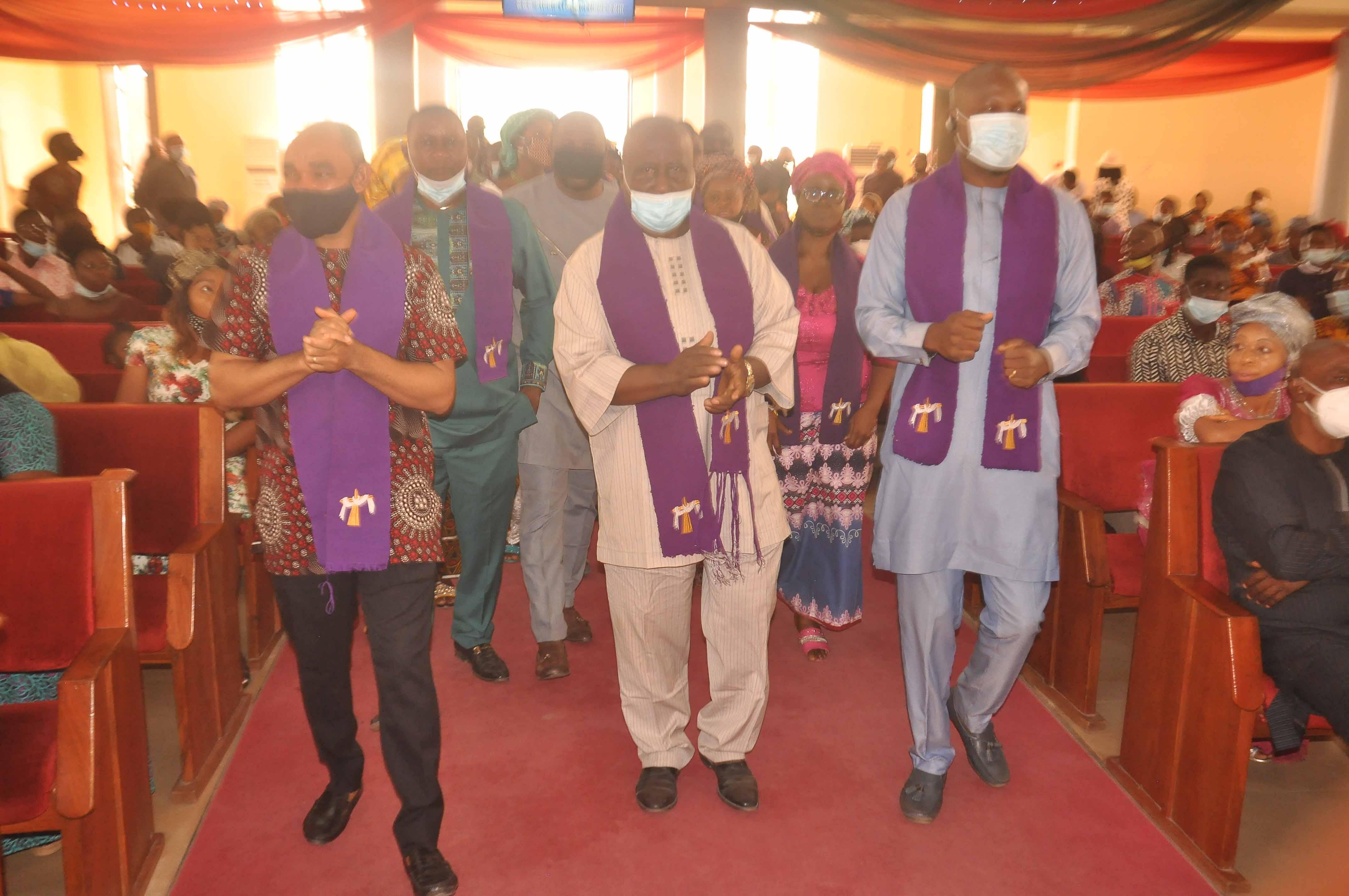 Rededication of Christ Ambassador Society