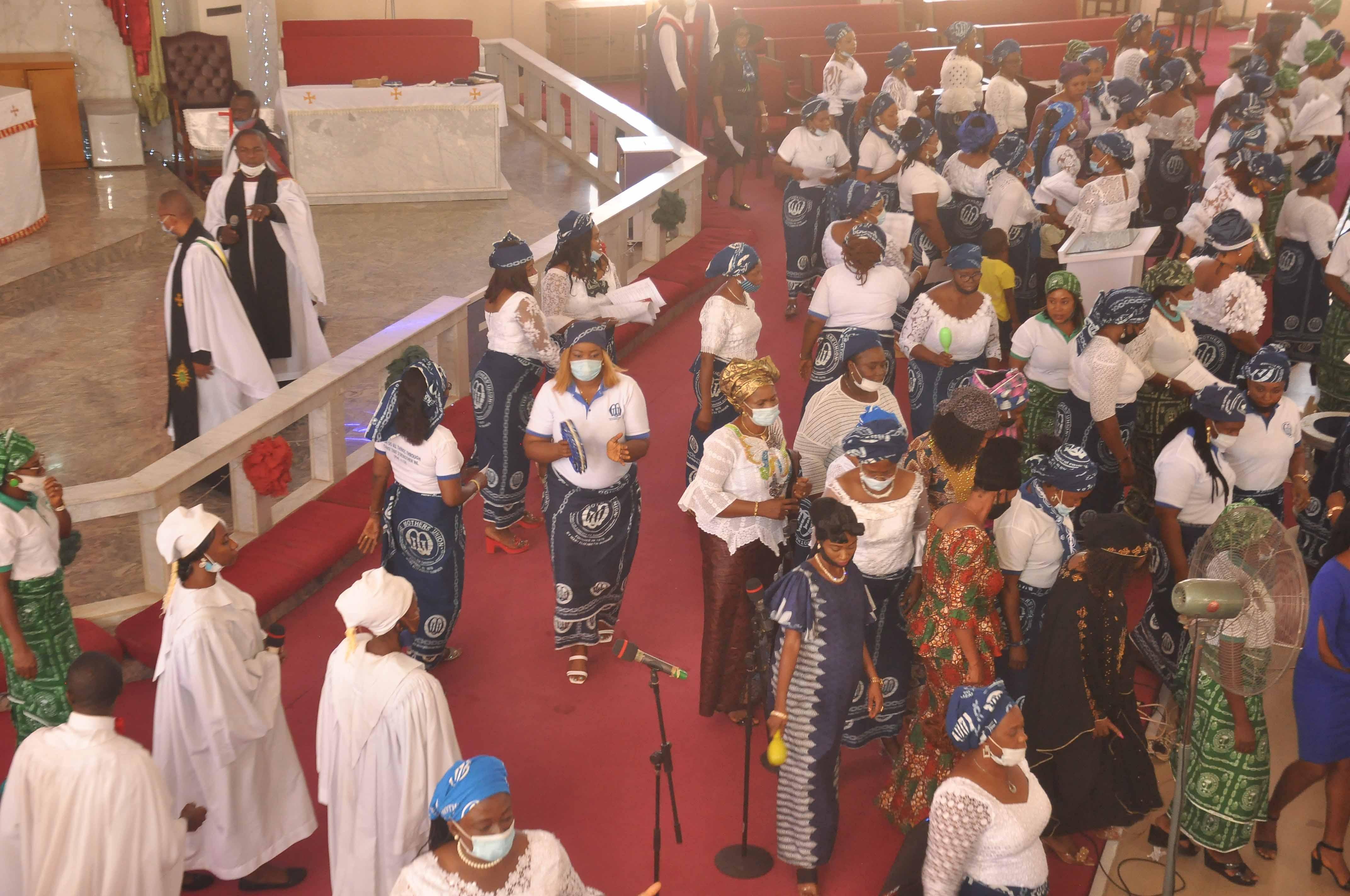 Women Rededication...