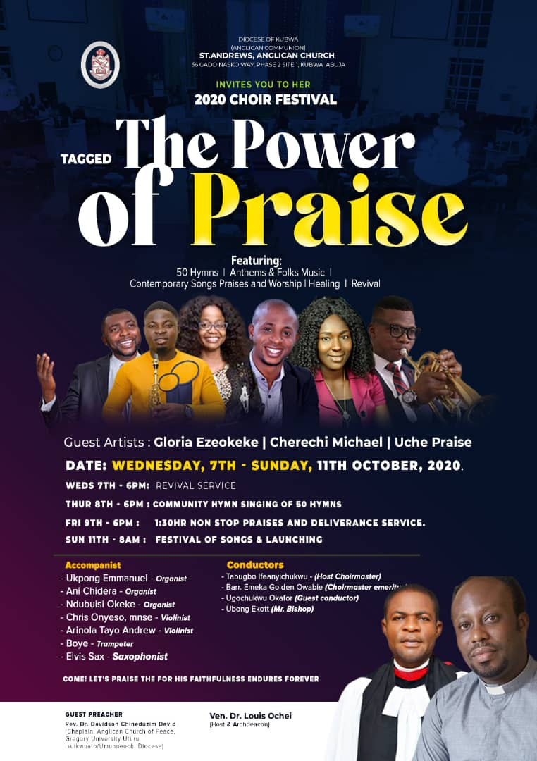 The Power of Praise...