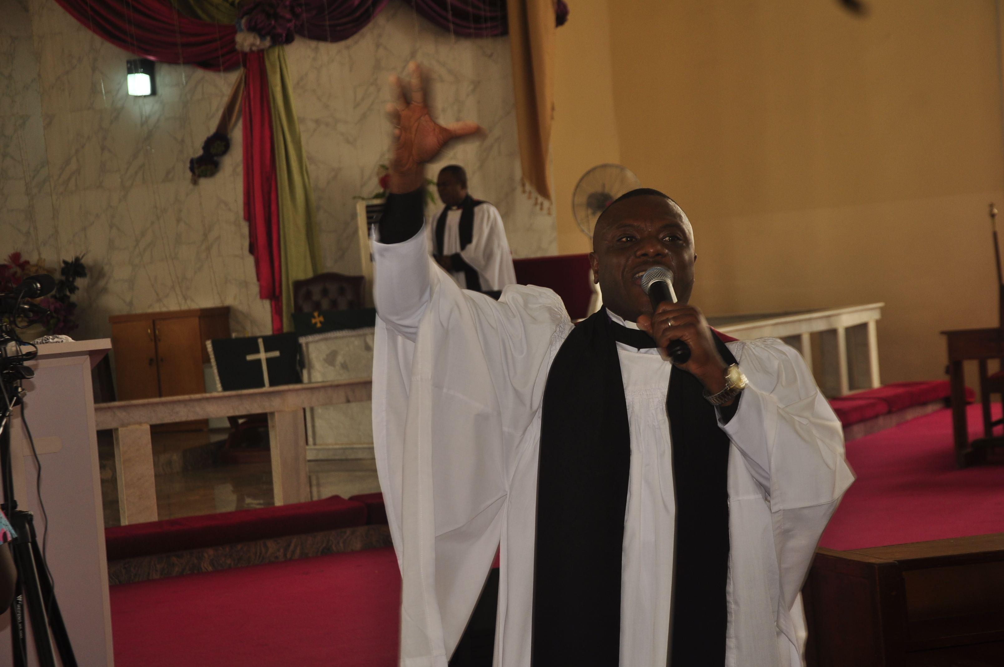 Can. Kelechi Metu Prophetic Ministration...